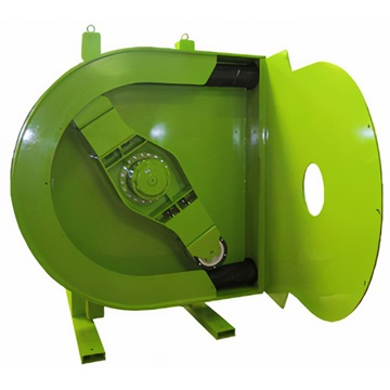 The ALX150 peristaltic pump provides the highest flow rate in the world on a peristaltic pump, up to 150 m3/h.